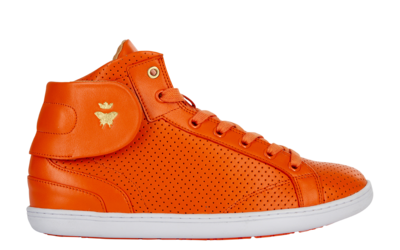 Sneaker Baron Papillon Original orange - lateral