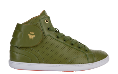 Basket Baron Papillon Original olive - lateral