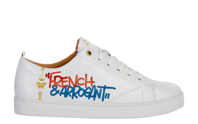 Sneaker Baron Papillon Low French & Arrogant - vue latérale