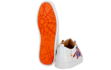 Sneaker Baron Papillon Low Union Jack