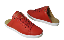 Sneaker Mule Baron Papillon red