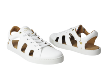Sneaker d'été Baron Papillon Blanc
