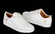 Sneaker Baron Papillon Low white