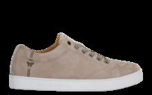 Sneaker Baron Papillon Basse Daim Gris