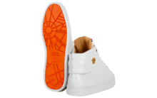 Sneaker Baron Papillon Mid Royal white