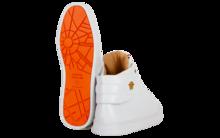 Sneaker Baron Papillon Mid Royal Blanc