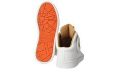 Sneaker Baron Papillon Mid Scratch white