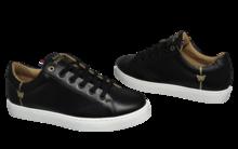 Sneaker Baron Papillon Basse noire