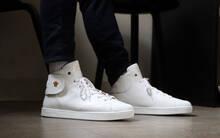 Sneaker Baron Papillon Mid Royal Vit