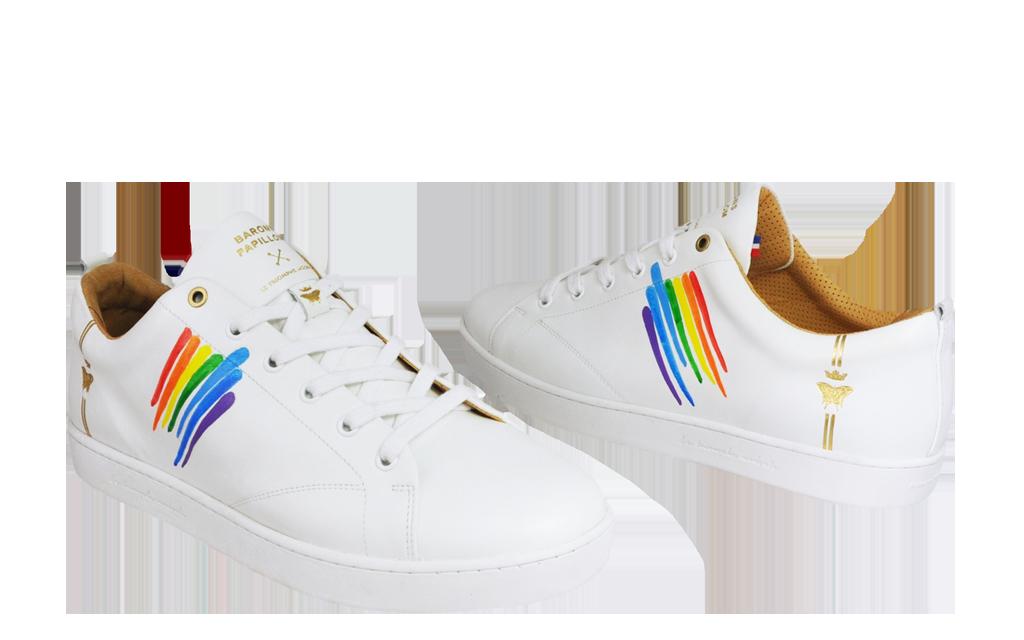 Sneaker Baron Papillon Rainbow