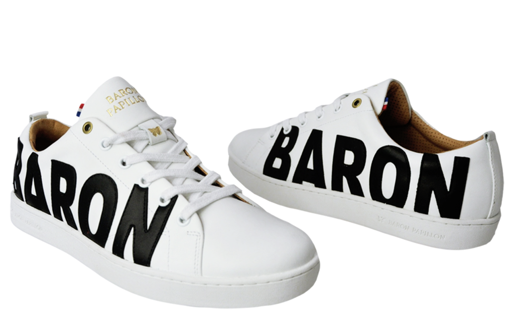 Sneaker Baron Papillon Low Big Baron