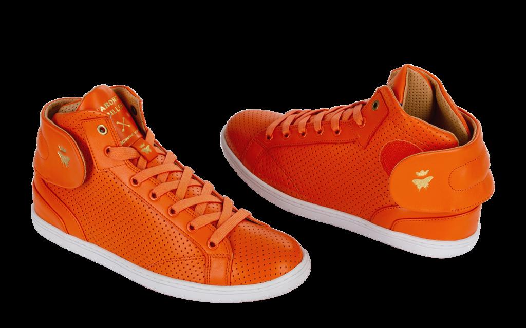 Sneaker Baron Papillon Original orange