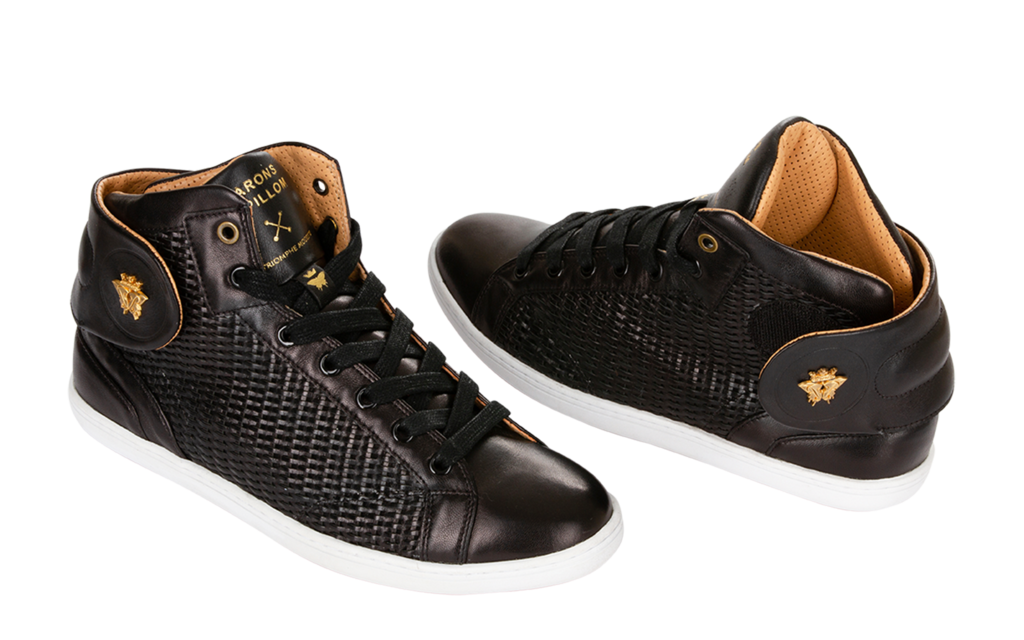 Sneaker Baron Papillon Original tressé main