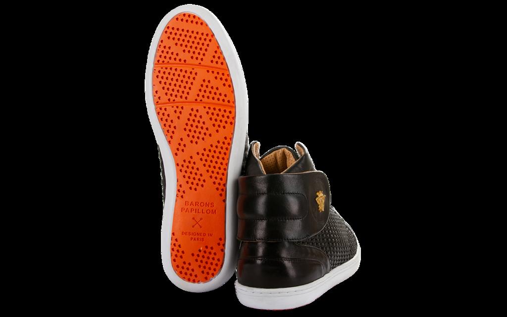Sneaker Baron Papillon Original Black Hand-Woven