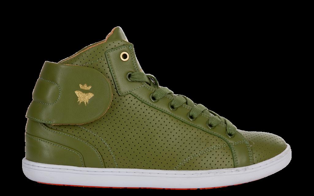Sneaker Baron Papillon Original Olive