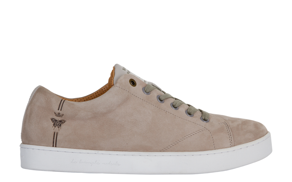 Sneaker Baron Papillon Low Grey