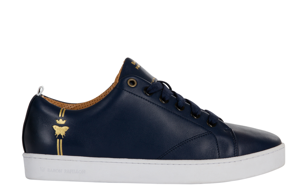 Sneaker Baron Papillon Basse navy