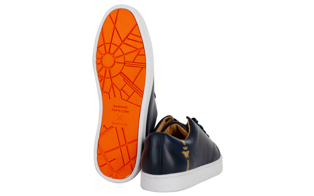 Sneaker Baron Papillon Low navy