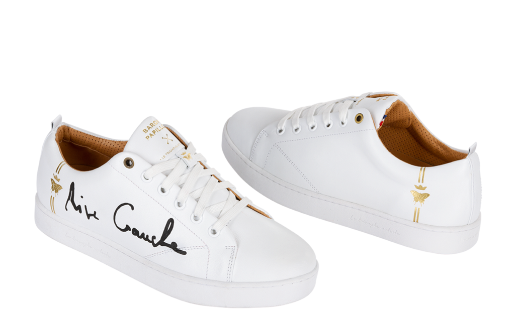 Sneaker Baron Papillon Low Rive Gauche