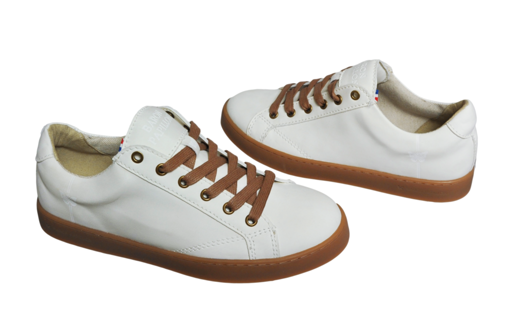 Sneaker Baron Papillon Vegan white sands